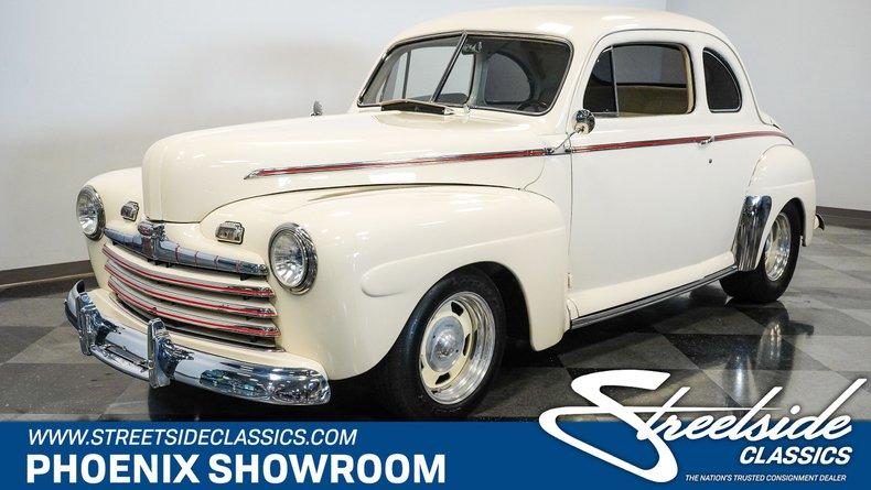For Sale: 1946 Ford Deluxe