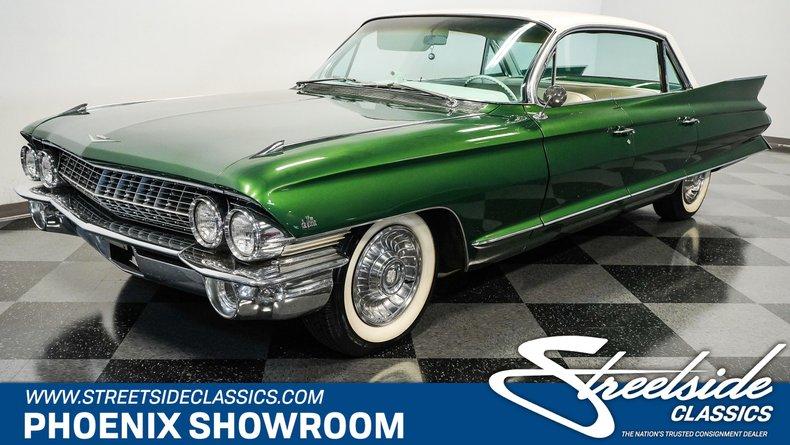 For Sale: 1961 Cadillac DeVille