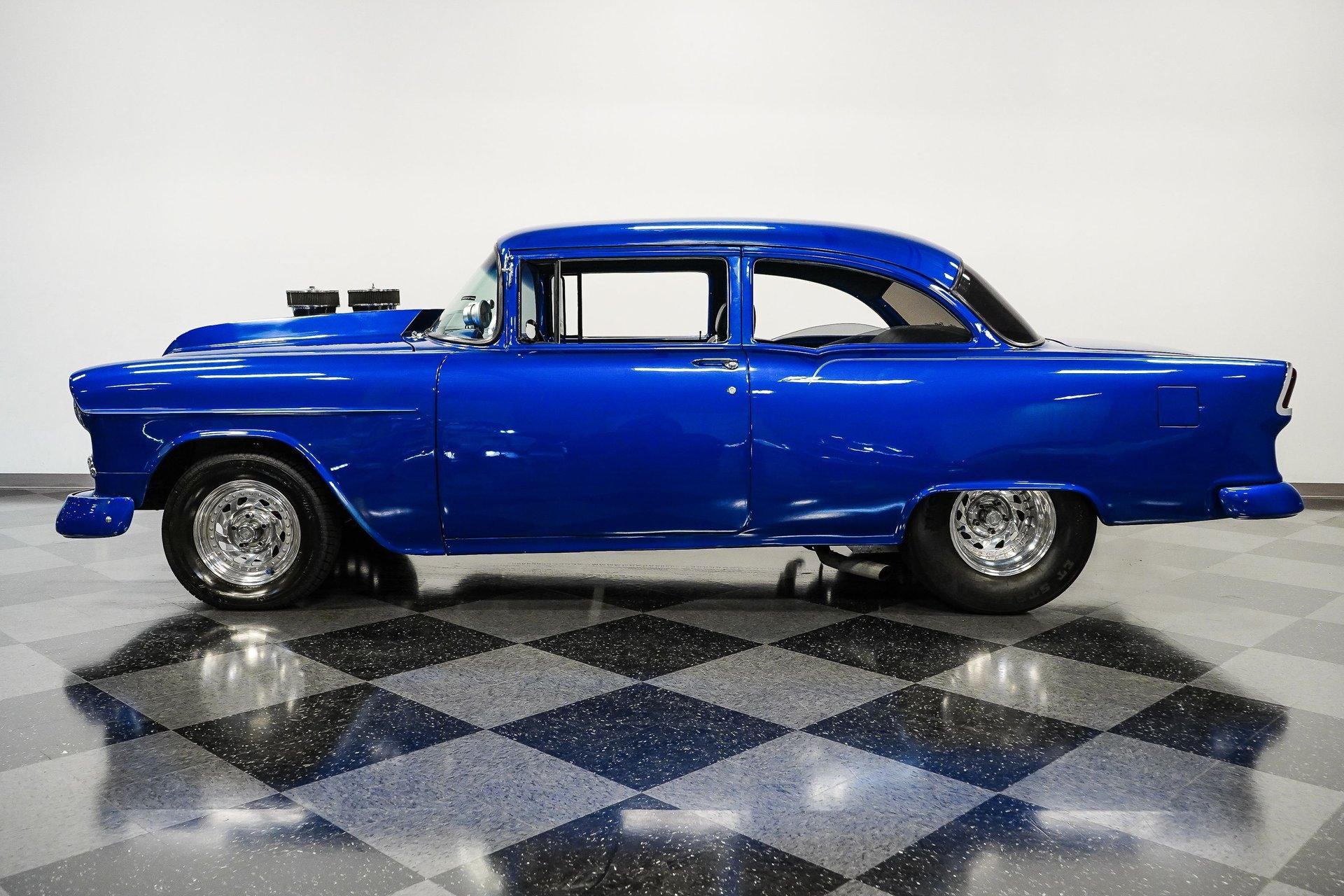 1955 chevrolet 150 pro street 496