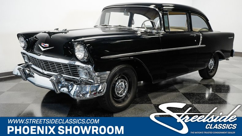 For Sale: 1956 Chevrolet 150