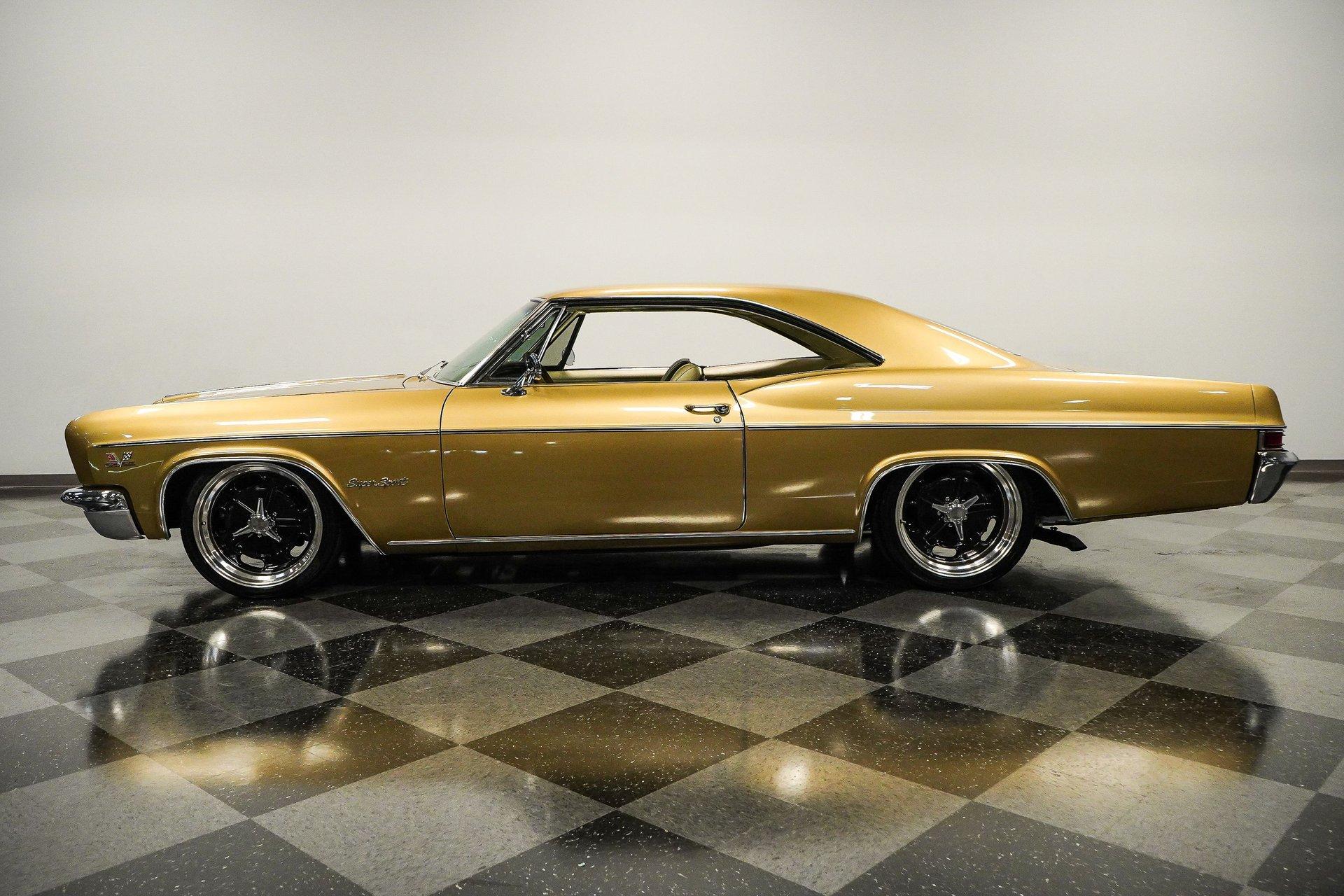 1966 chevrolet impala ss pro touring