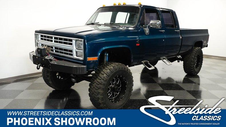 For Sale: 1984 Chevrolet K30
