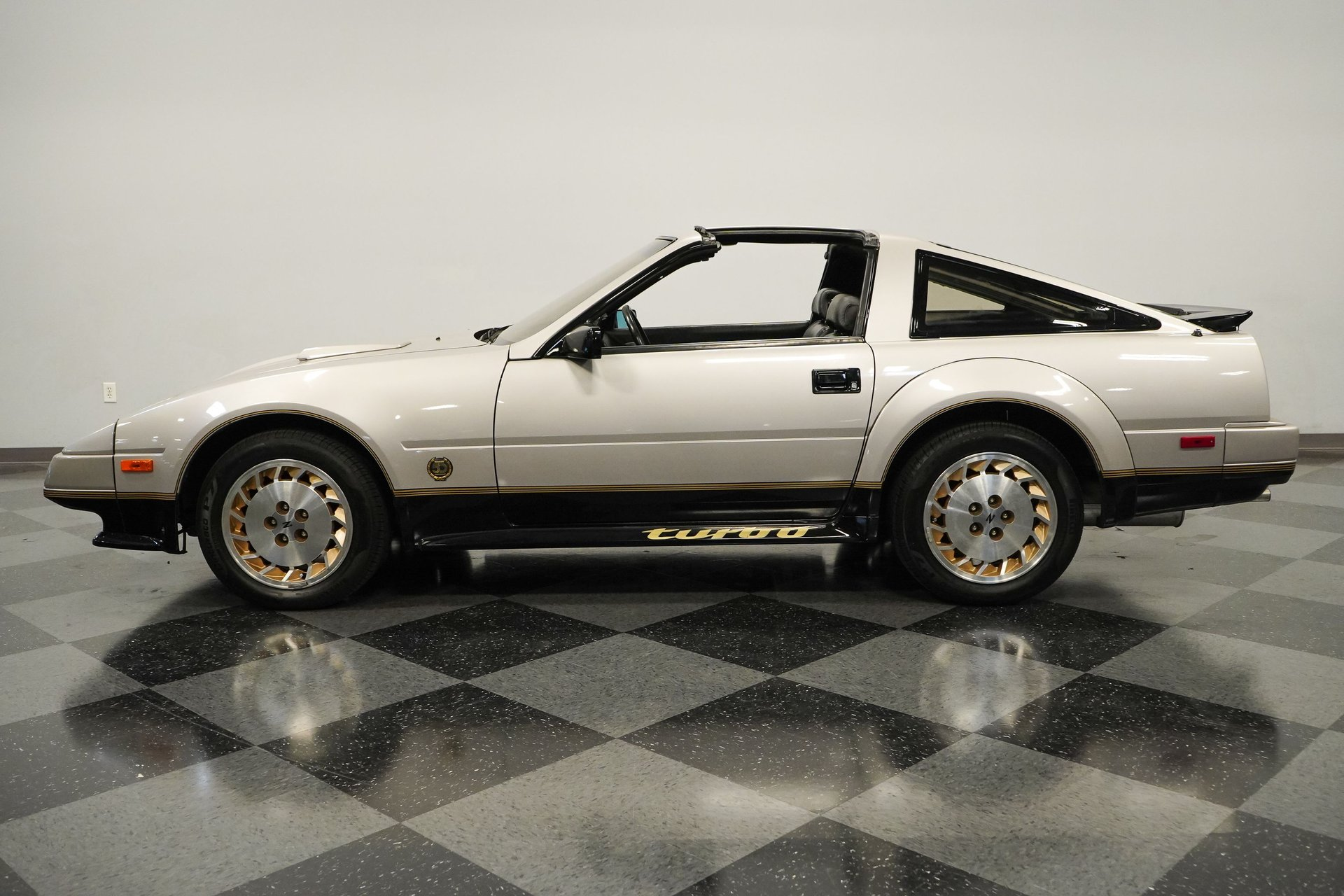 1984 nissan 300zx 50th anniversary edition