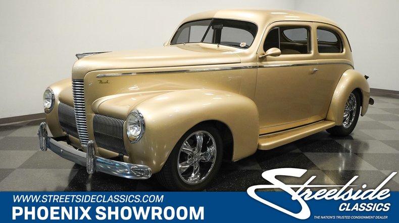 For Sale: 1940 Nash Lafayette