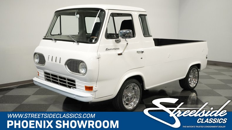 For Sale: 1965 Ford Econoline