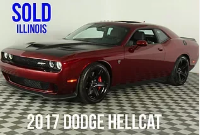 2017 Dodge Hellcat