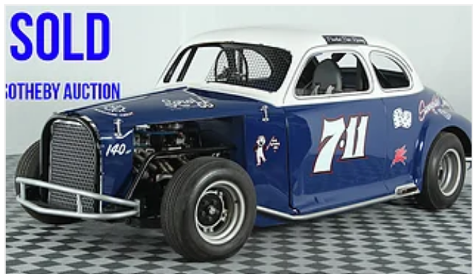 1942 Chevrolet Racecar