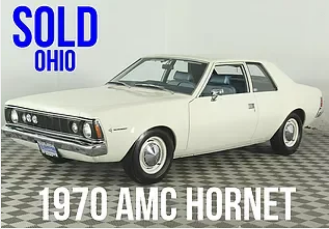 1970 amc hornet