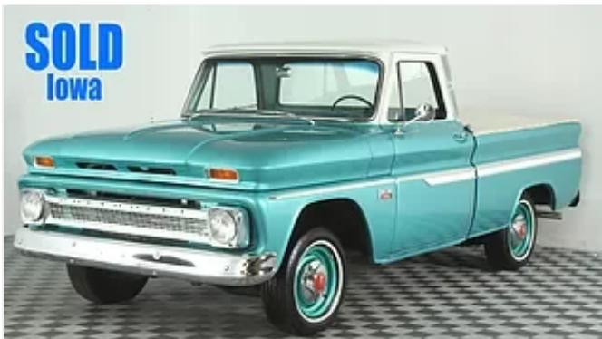 1966 Chevrolet pick