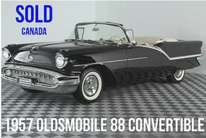 1957 olds 88