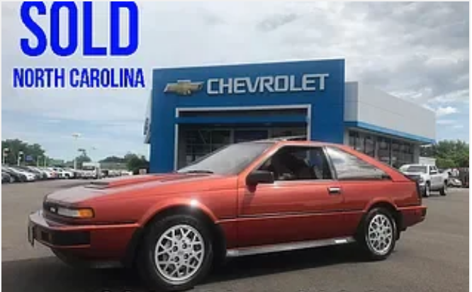 1984 Nissan 200 For Sale