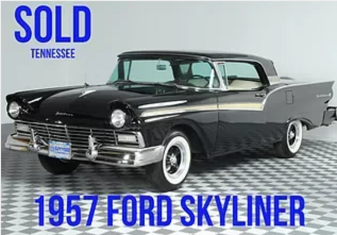 Ford sold