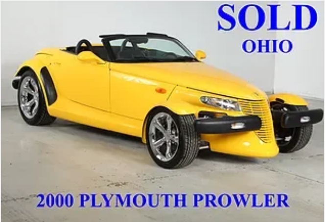 20200 Plymouth Prowler