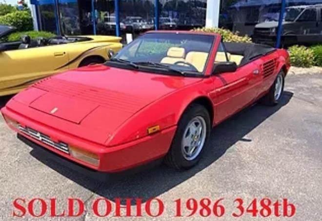 1986 Ferrari