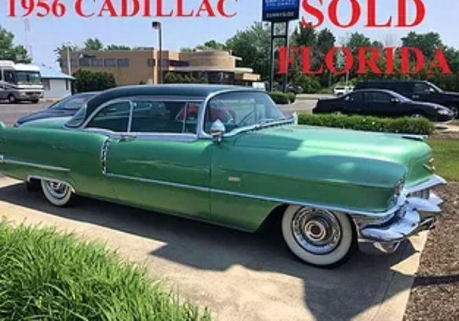 1956 Cadillac 355