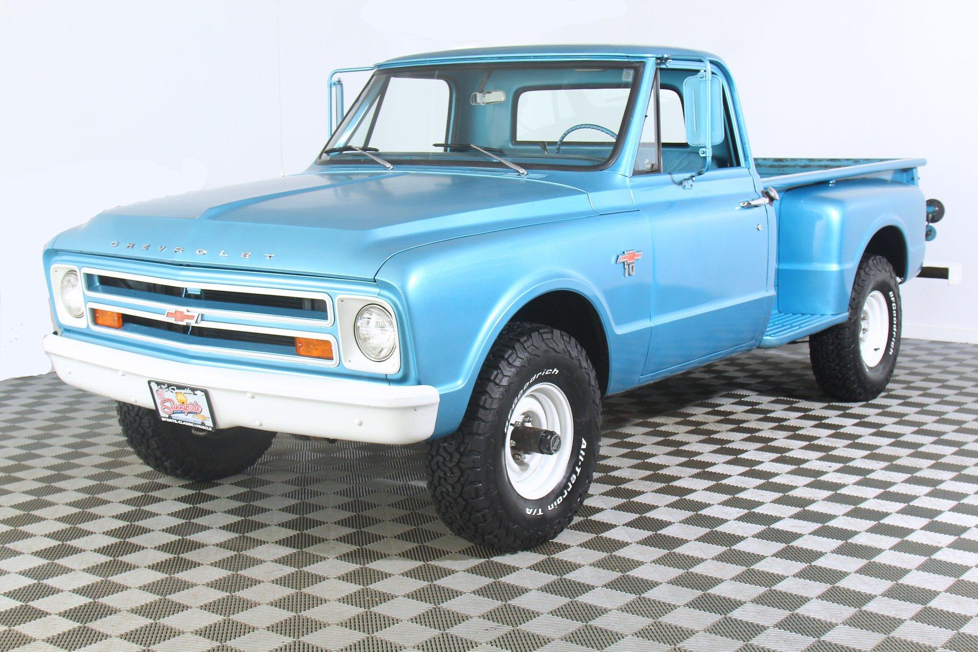 1967 chevrolet k 10