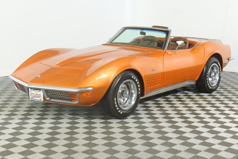 1972 Chevrolet Corvette For Sale