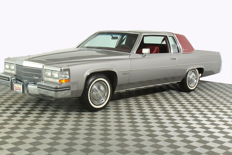 1983 Cadillac DeVille For Sale
