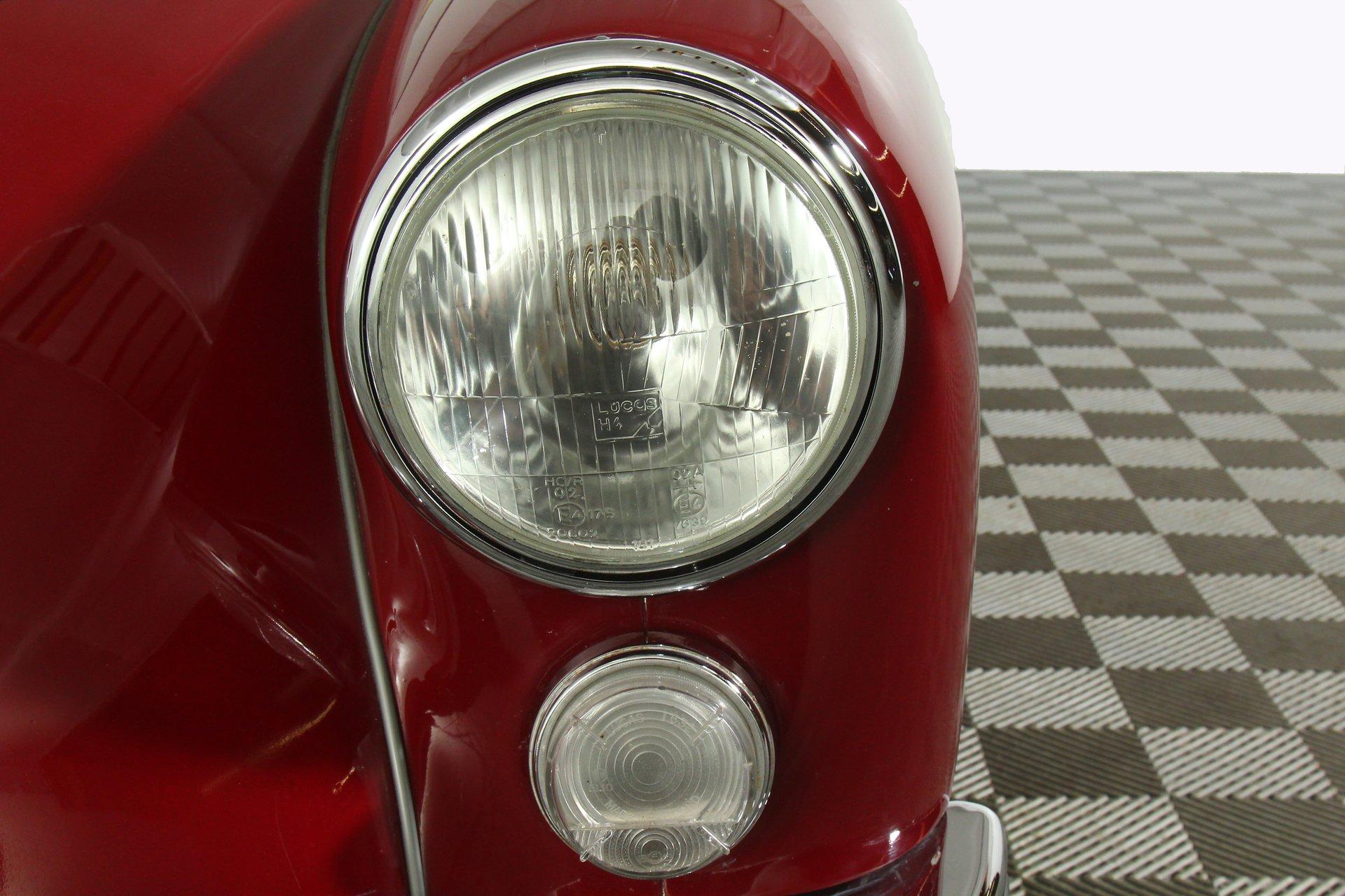 1962 MG MGA