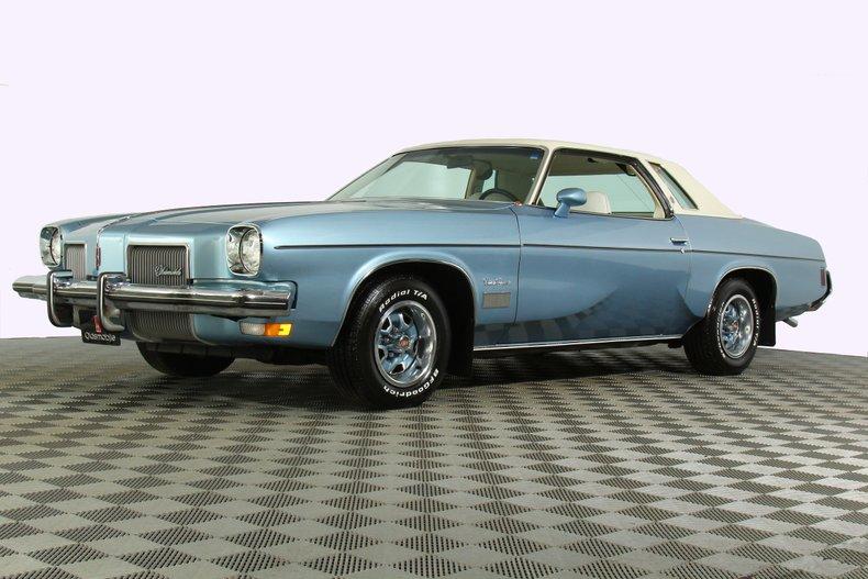1973 Oldsmobile Cutlass