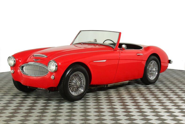 1962 Austin Healey 3000 MarkII For Sale