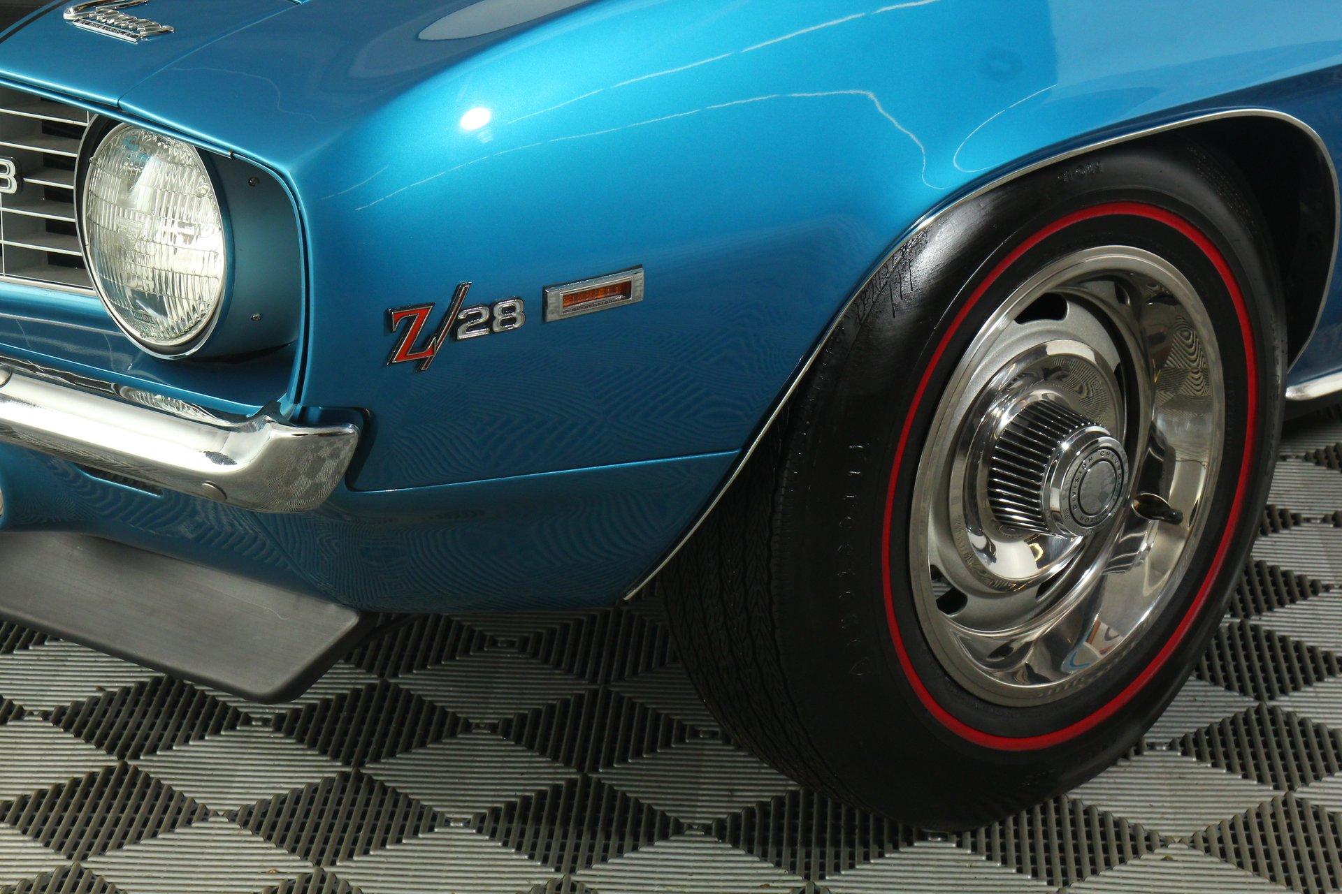 1969 Chevrolet Camaro Z28