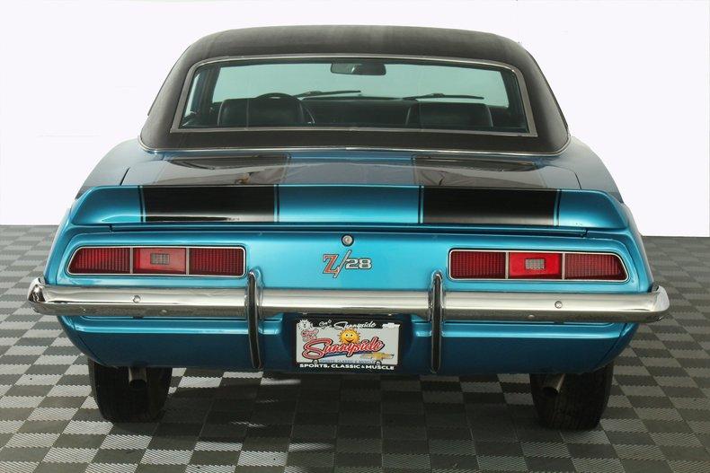 1969 Chevrolet Camaro Z28 for sale #168587 | Motorious
