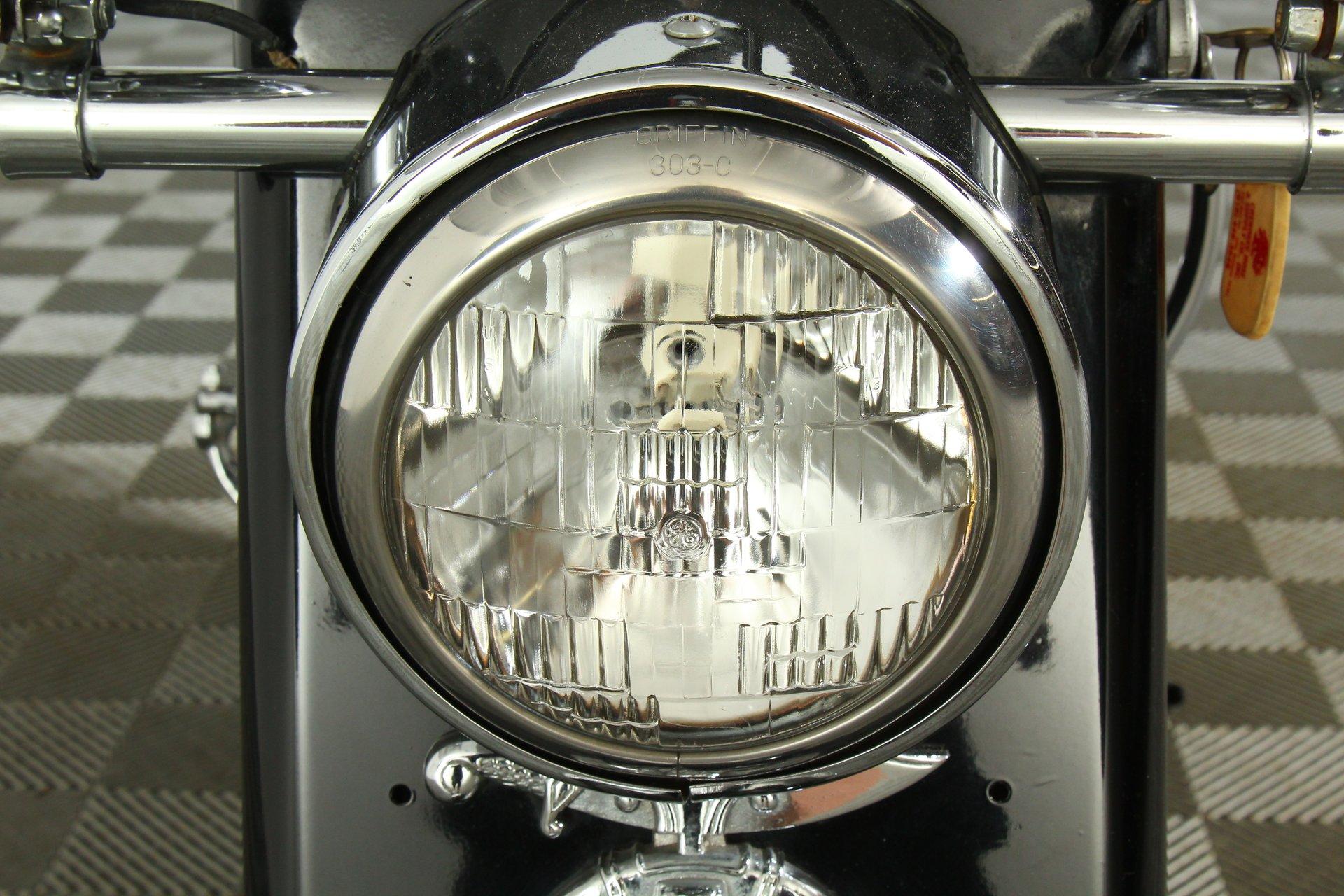 1964 Cushman Scooter