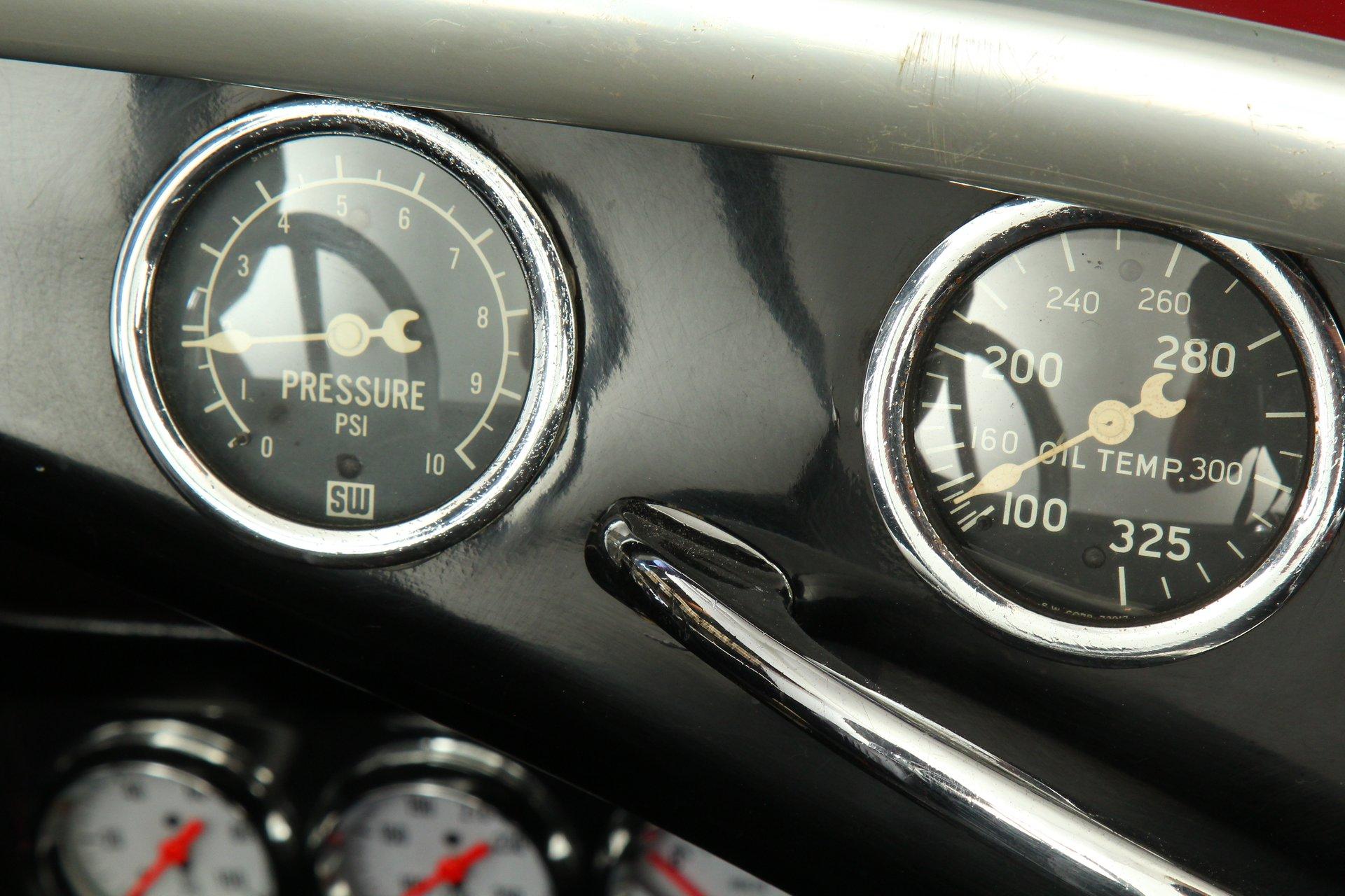 1956 Austin-Healey BN2