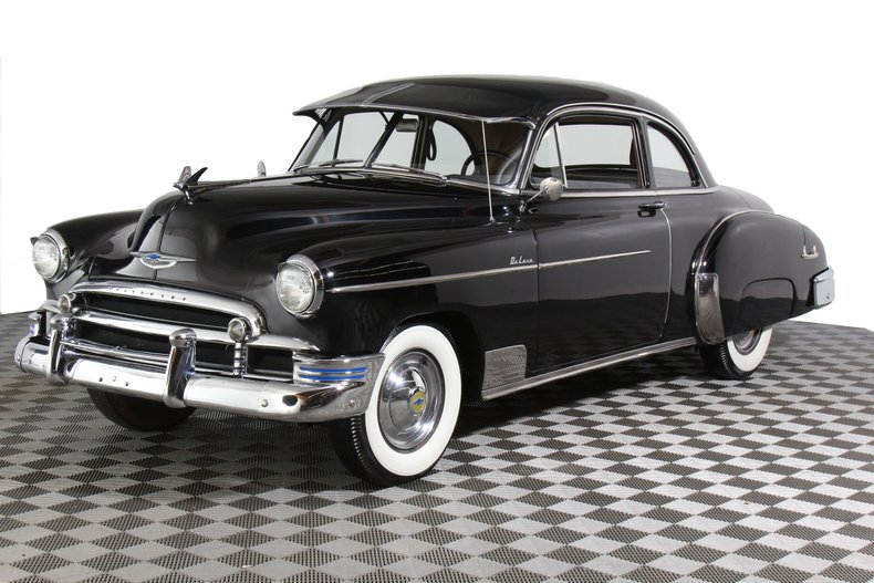 1950 Chevrolet Coupe For Sale