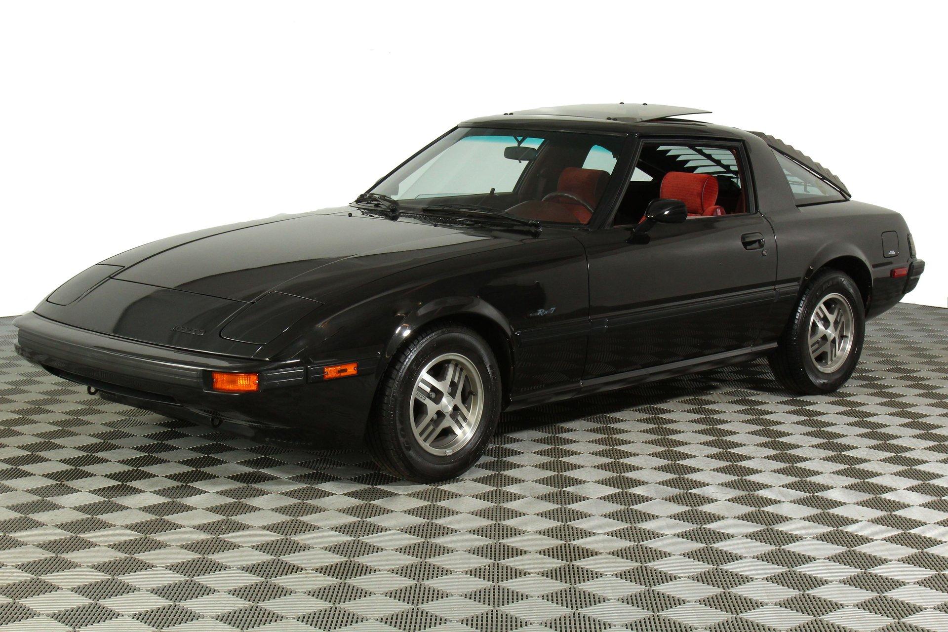 1984 mazda rx 7