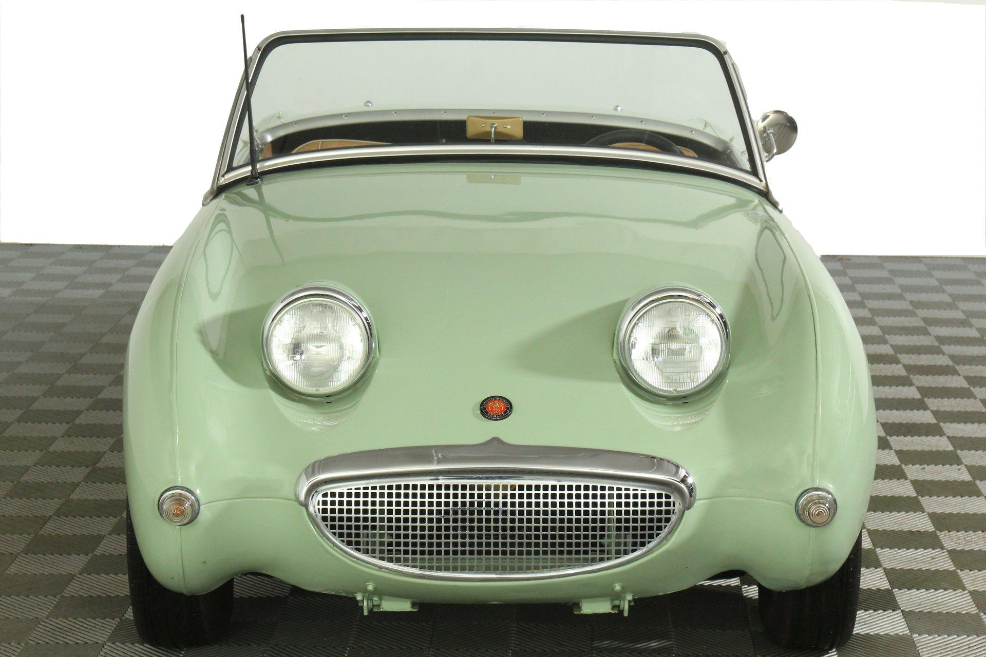"1960 Austin Healey Sprite ""Bug Eye"""