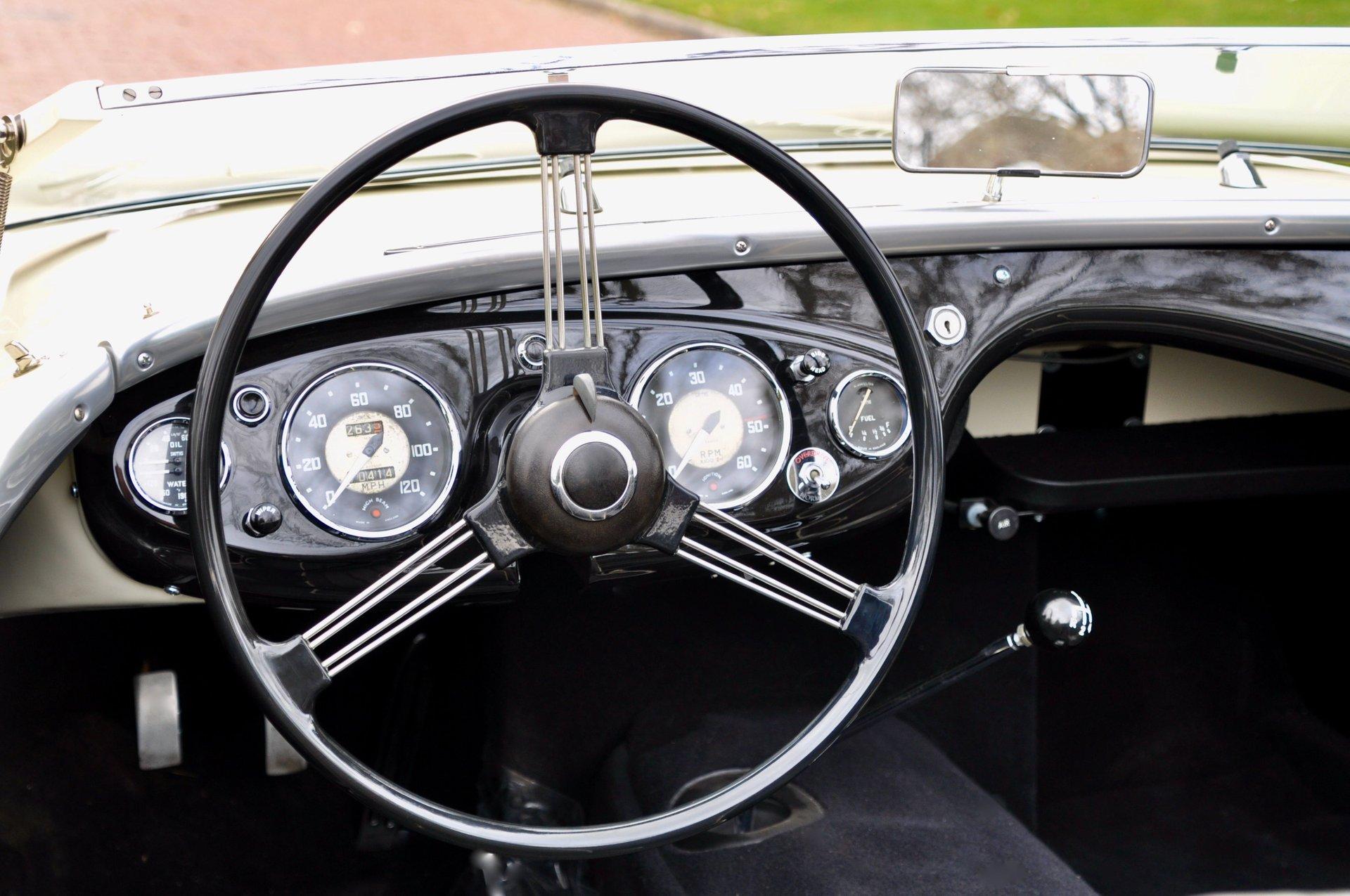 1956 Austin Healey 100