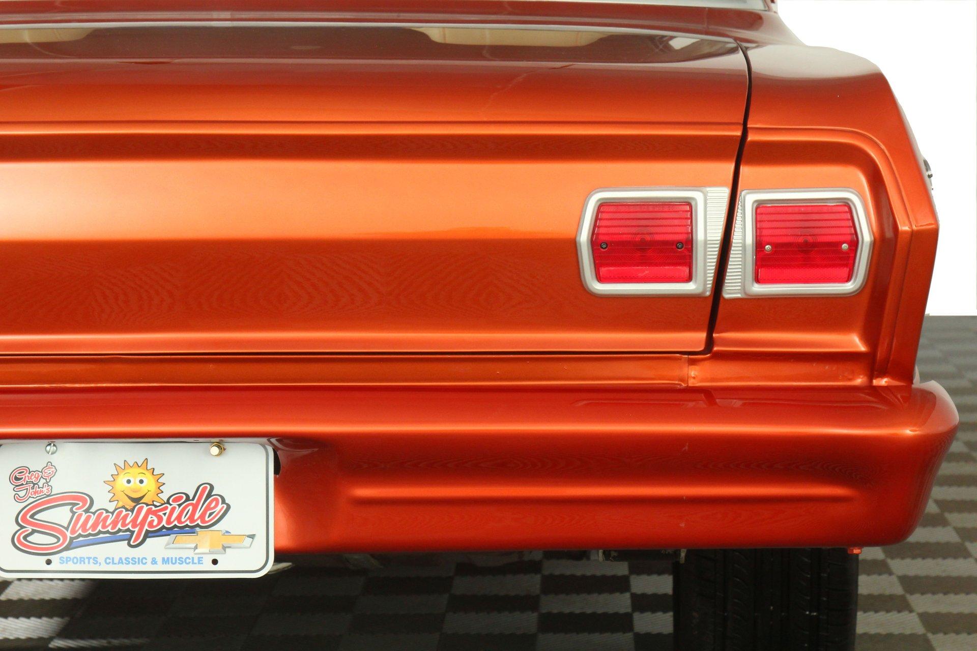 1965 Chevrolet Nova SS