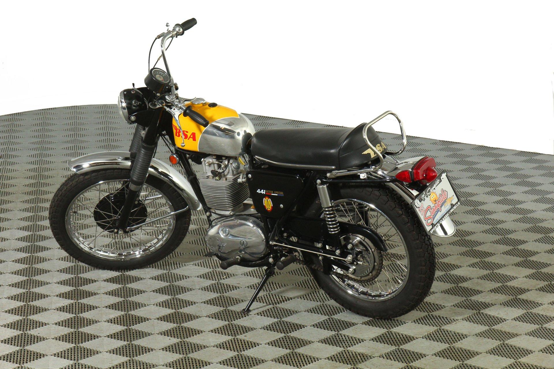1968 BSA Victor 441