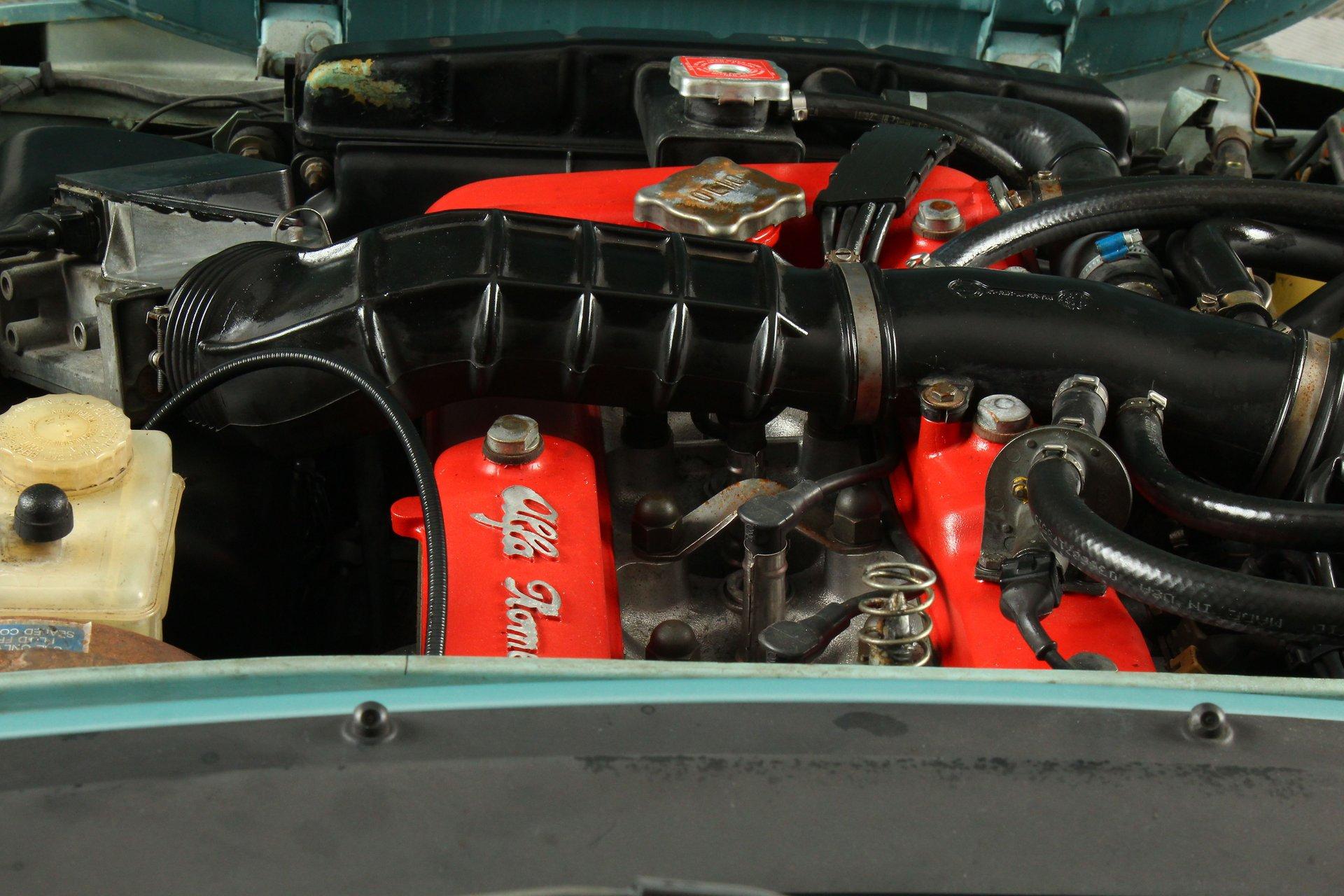 1984 Alfa Romeo Veloce spyder
