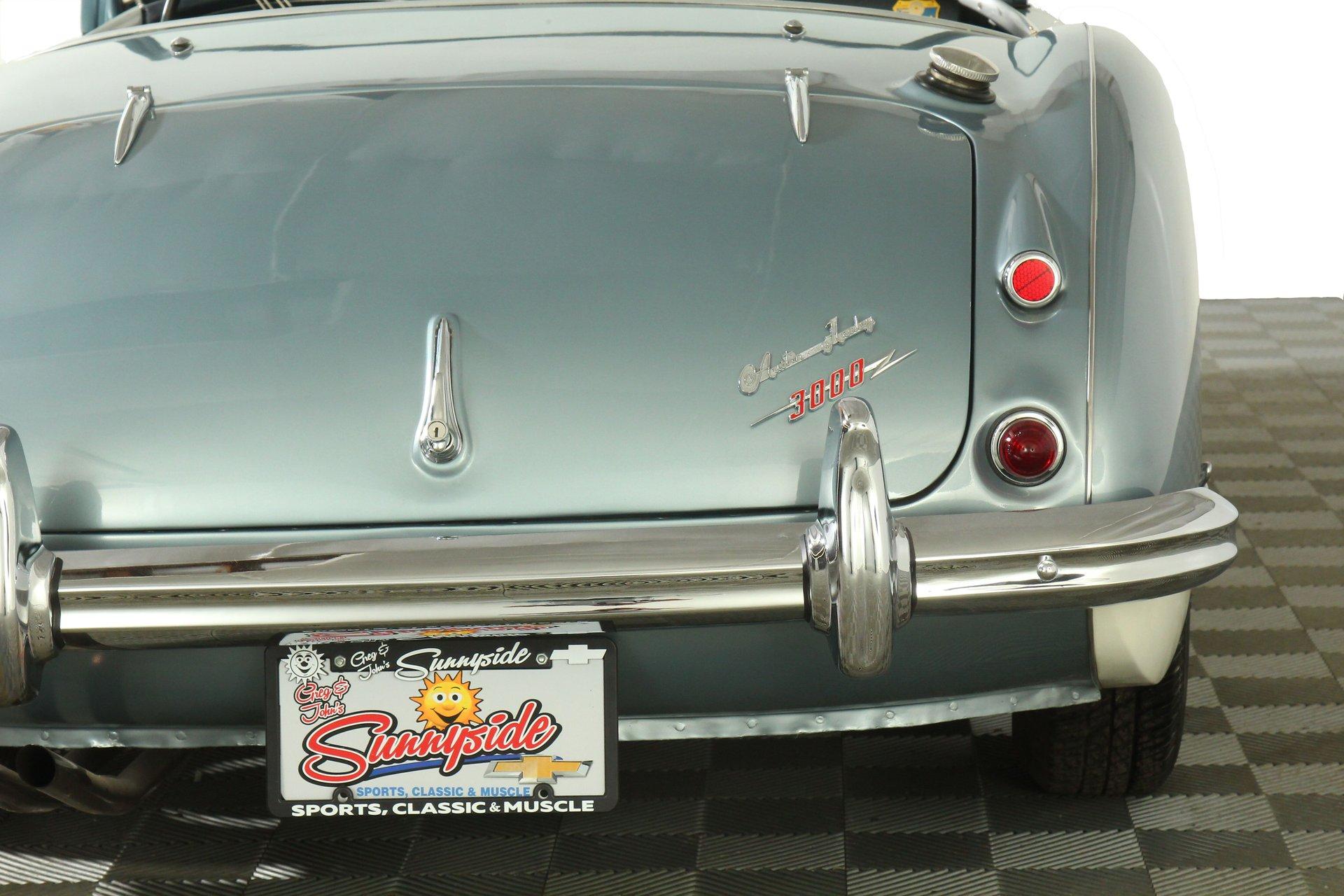 1960 Austin-Healey BN-7