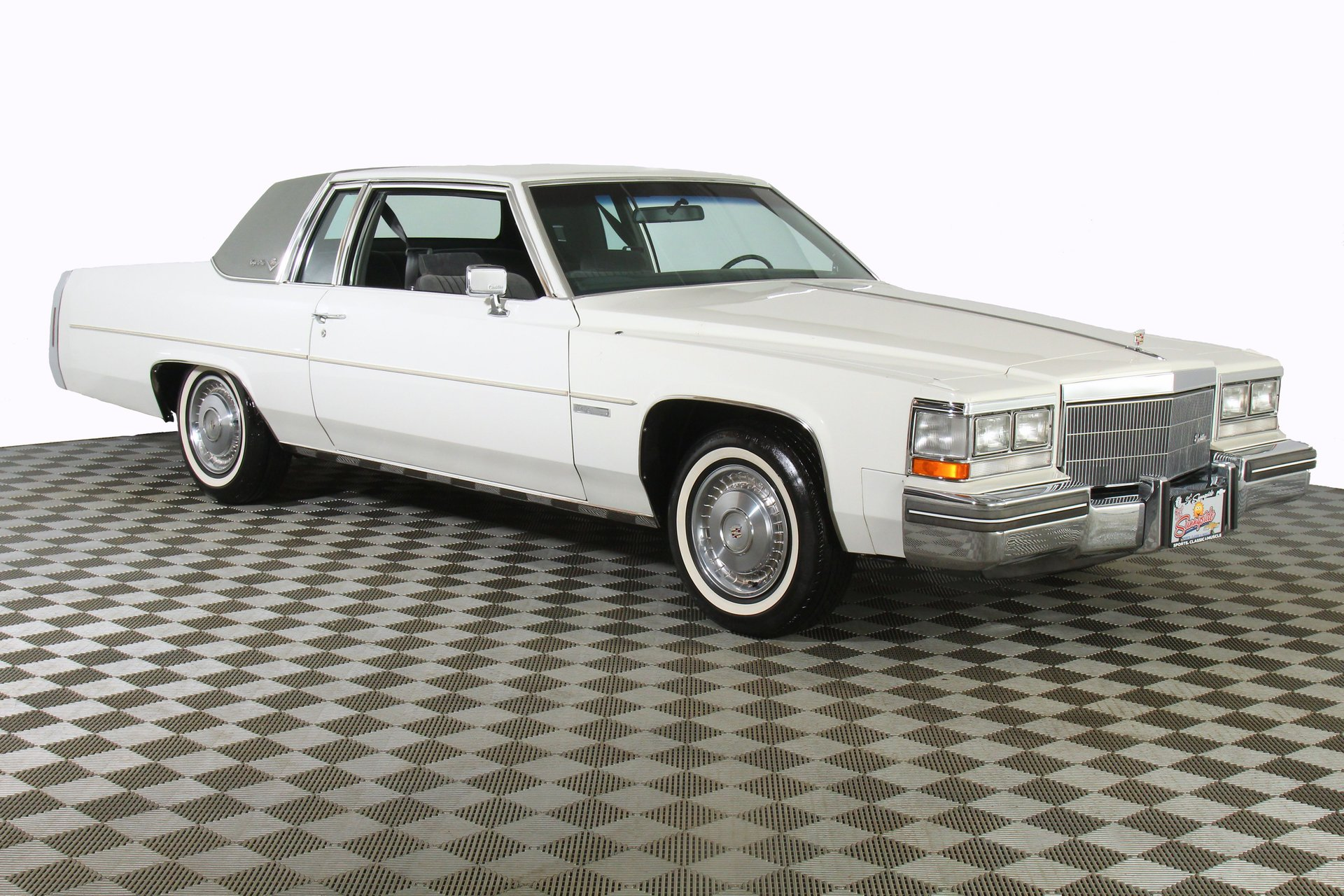 1983 Cadillac Coupe DeVille