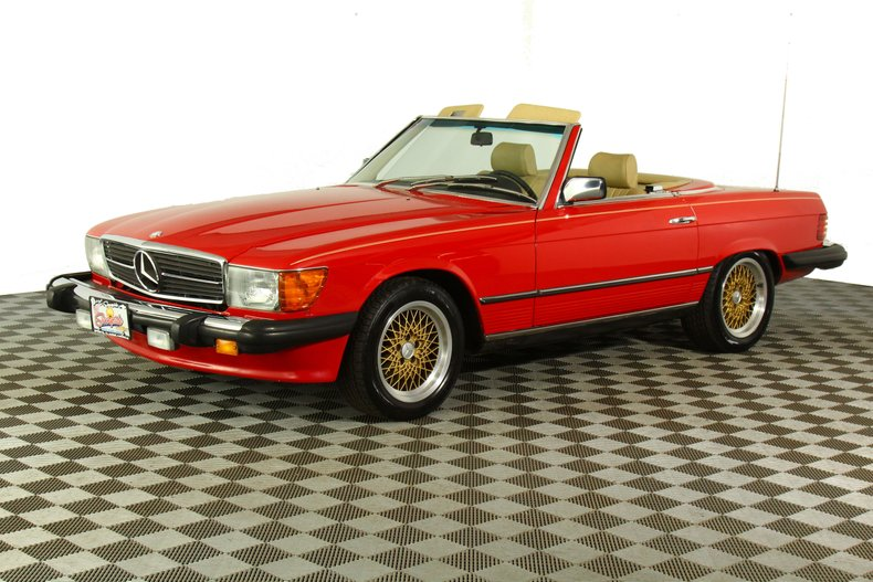 1987 Mercedes-Benz 380