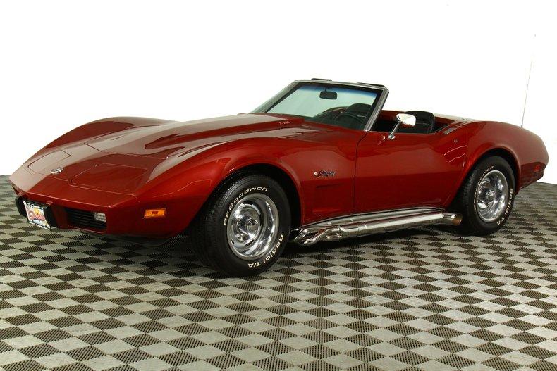 1975 Chevrolet Corvette