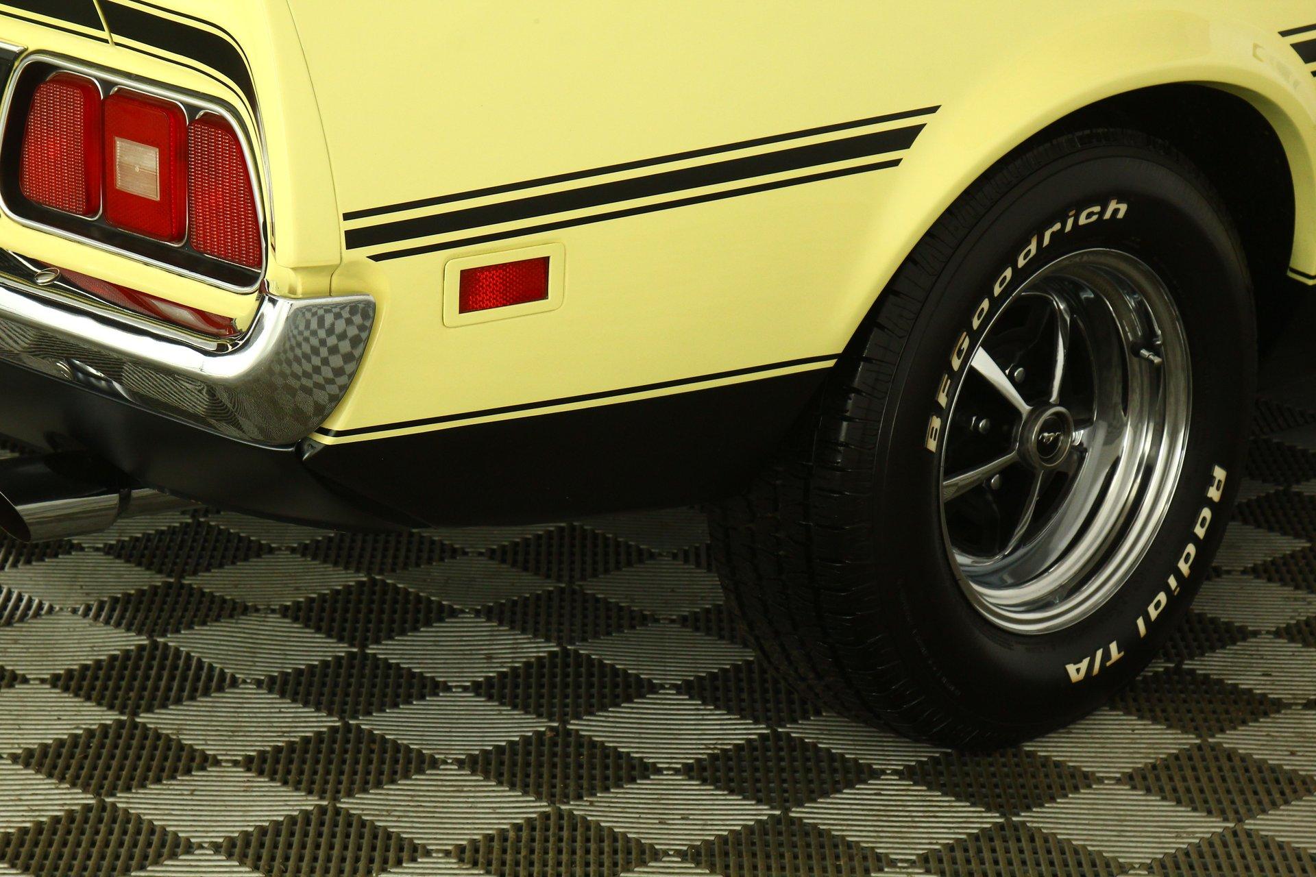 1971 Ford Mach 1