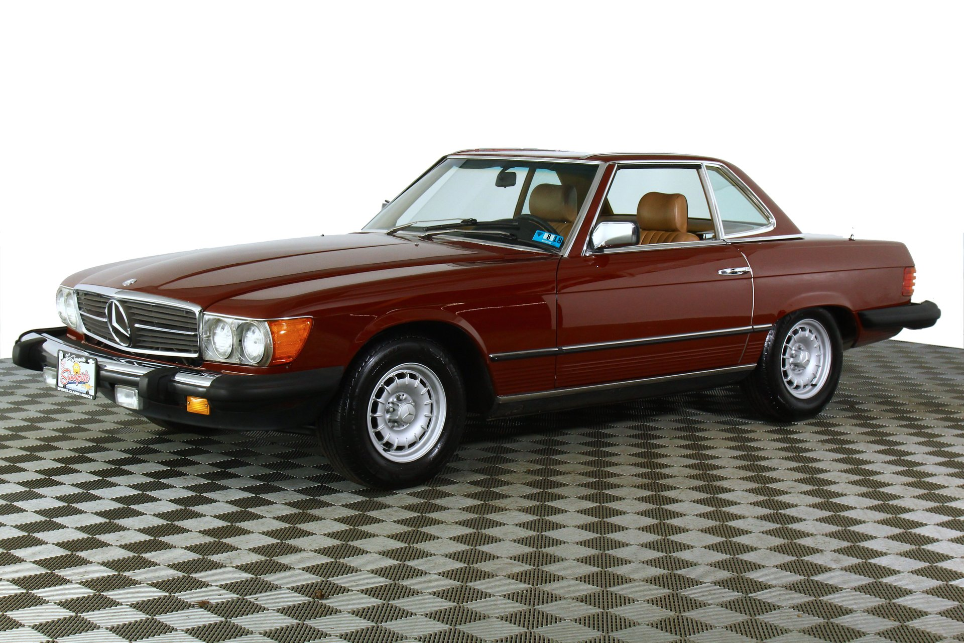 1983 mercedes benz 380