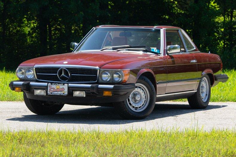 1983 Mercedes-Benz 380