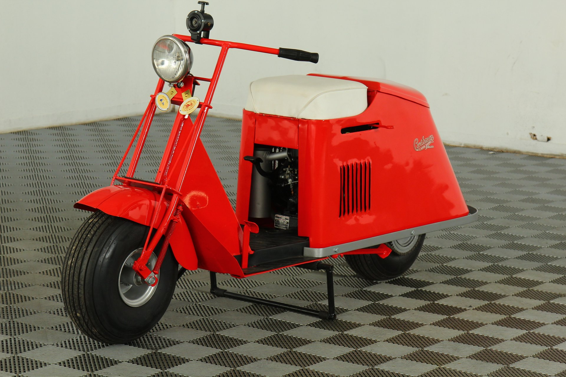 1946 cushman scooter