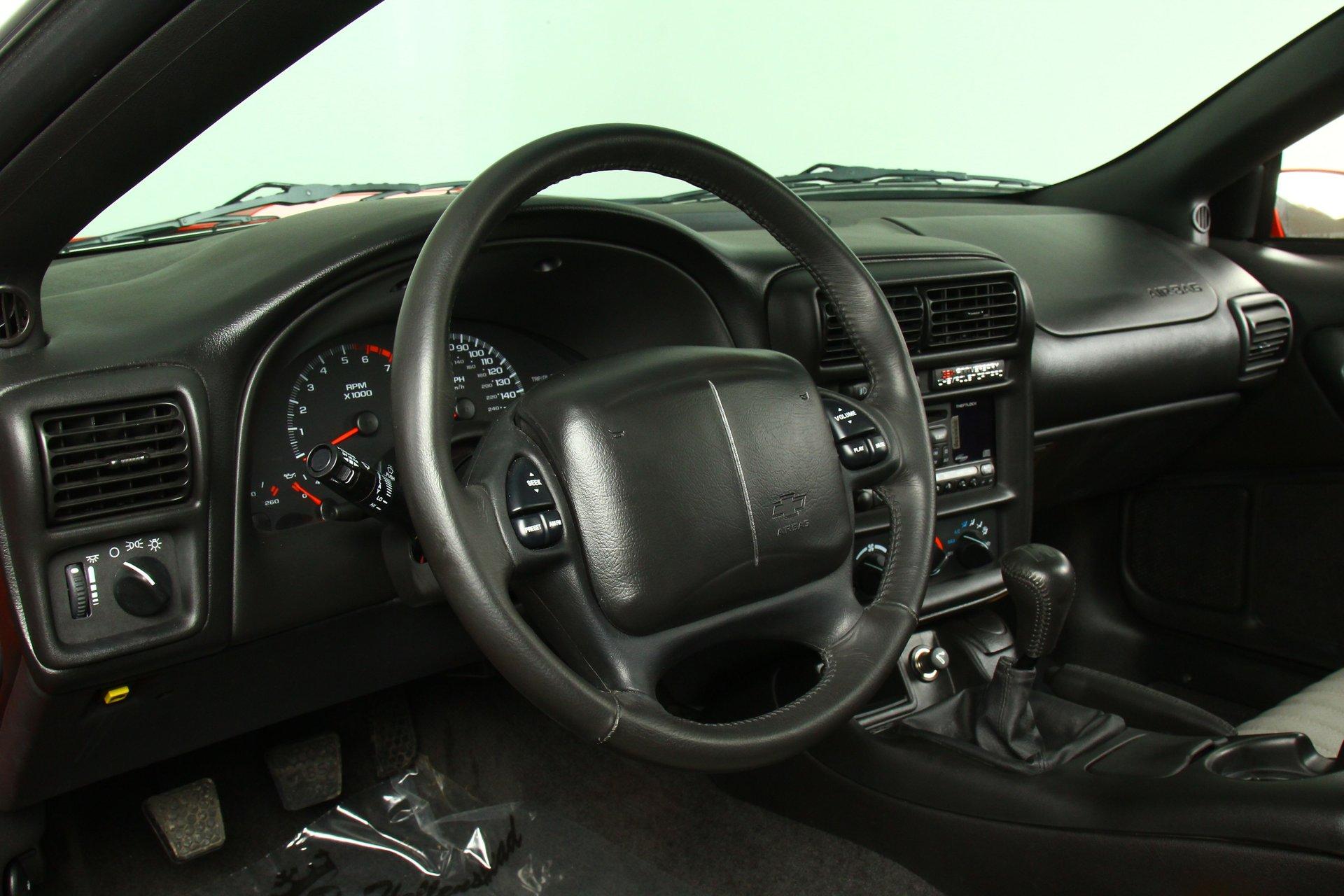 2002 Chevrolet Camaro SS