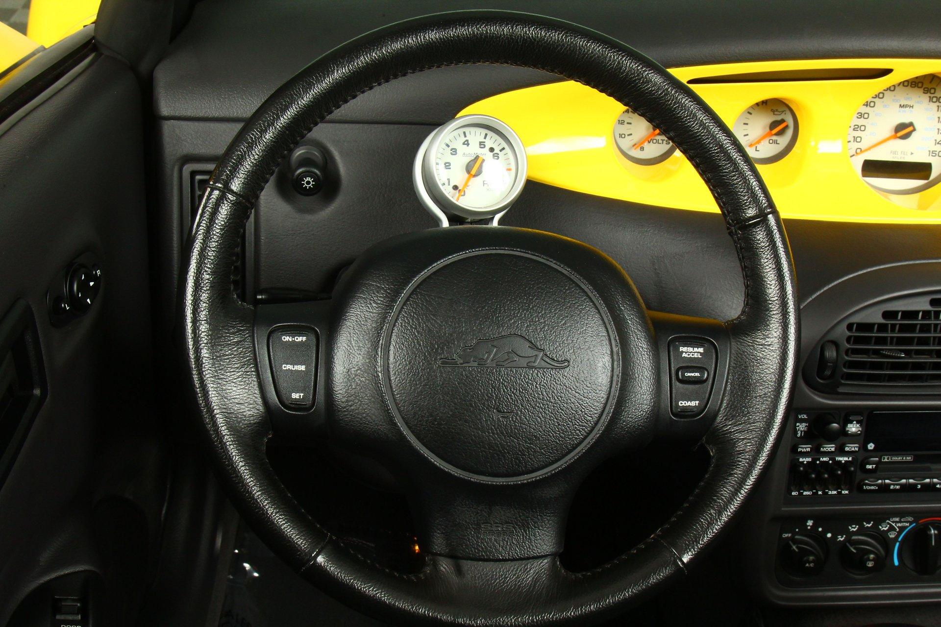 1999 Chrysler Prowler