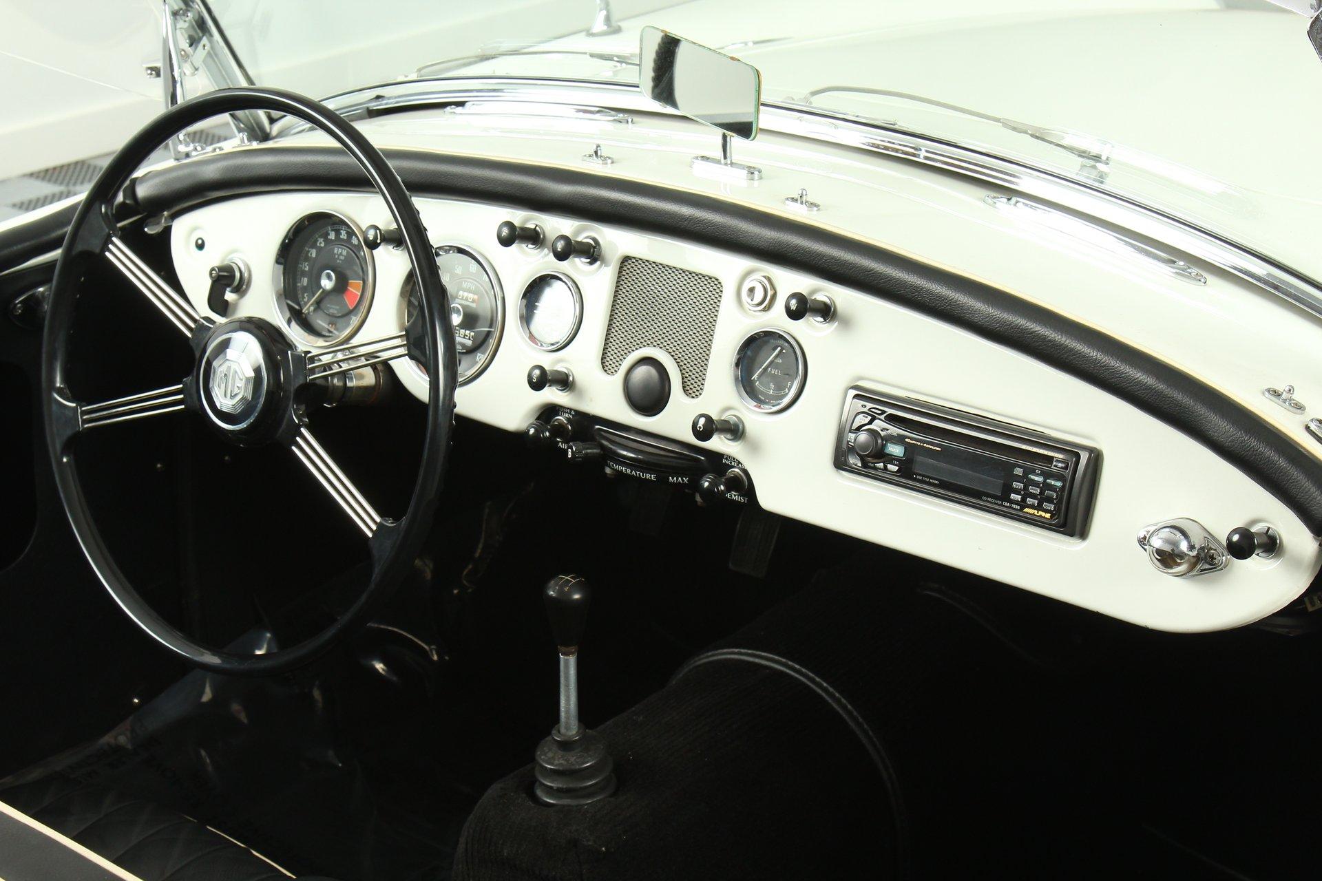 1961 MG MGA