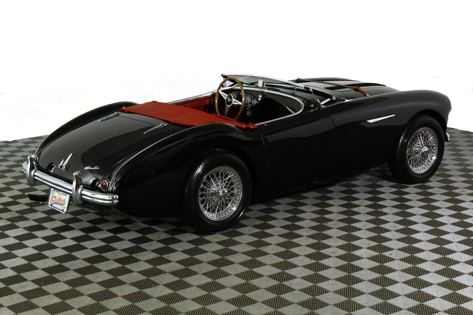 1955 Austin-Healey 100/4 M Conversion