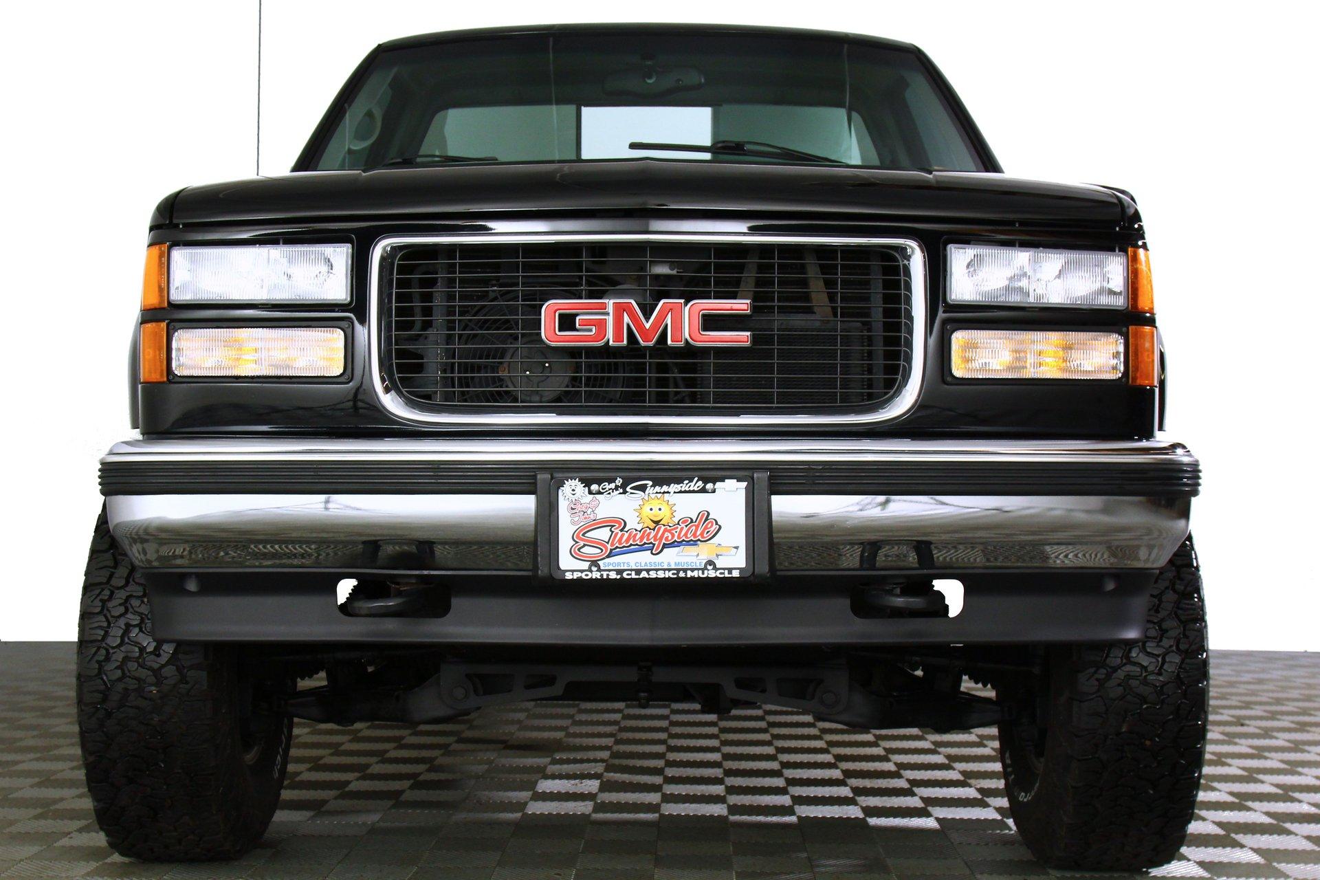 1998 GMC 2500