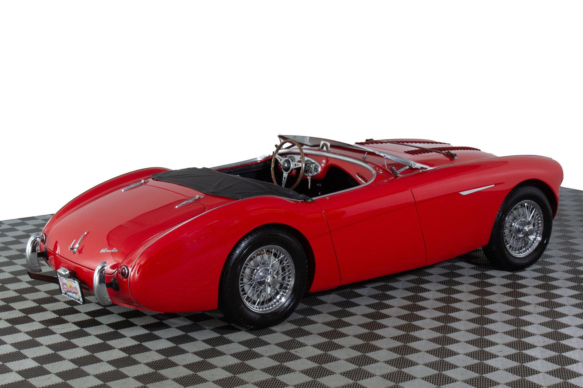 1954 Austin-Healey 100M